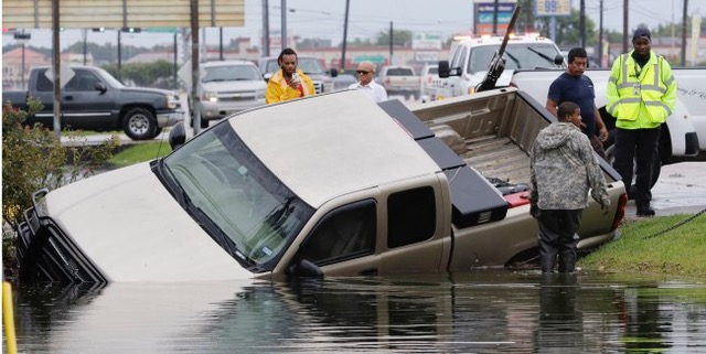 Hurricane Harvey's Havoc