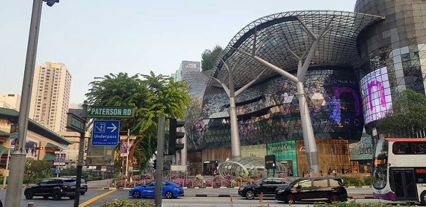 Orchard Road to be Transformed into a Lifestyle Destination